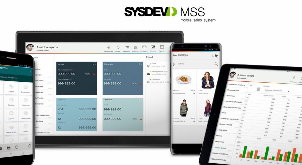 SYSDEV – Autovenda e Pré-venda